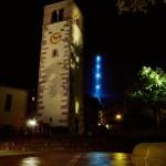 Molveno bei Nacht